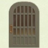 グレーなこうしのドア