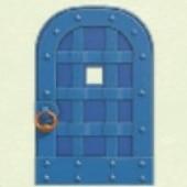 あおいてつのドア