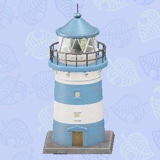 灯台青白縞模様