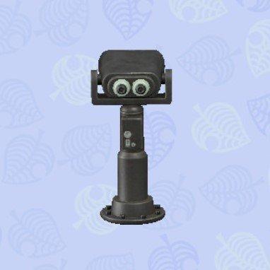 環境望遠鏡黒