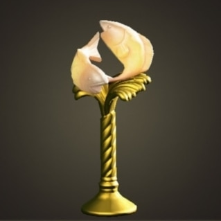 ピスケスのランプ