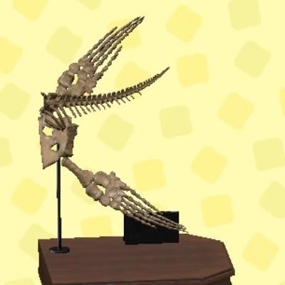 フタバサウルスのしっぽ
