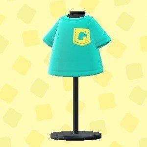 キャンパーのTシャツ