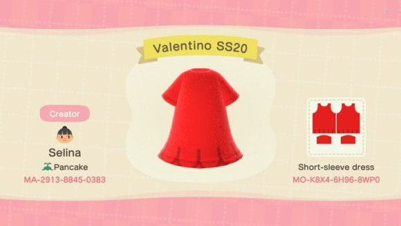 Short-sleeve dress3