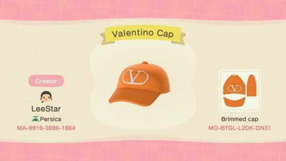 Brimmed cap2