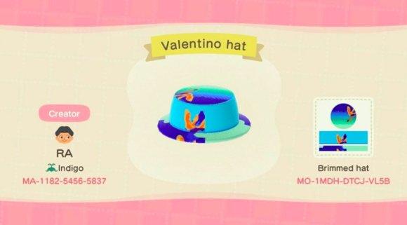 Brimmed hat3