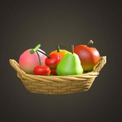 フルーツ家具