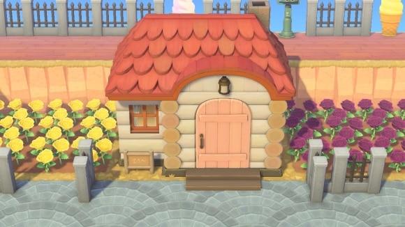 ちゃちゃまるの家の外装