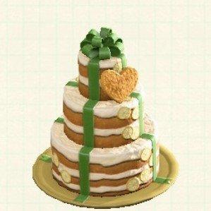 ウェディングケーキガーデン