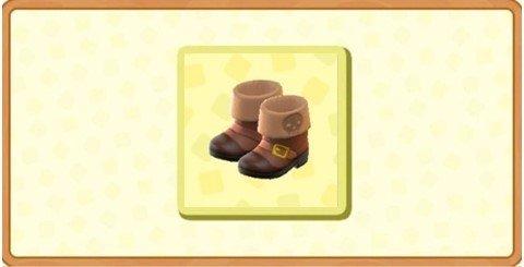 かいぞくのブーツのバナー
