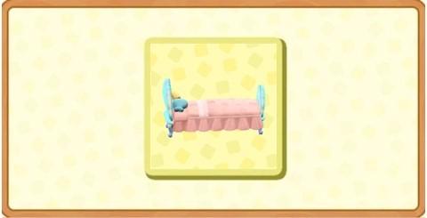 マーメイドなベッドの入手方法と使い道
