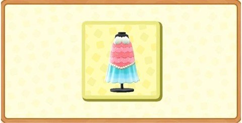 マーメイドなおさかなドレスの入手方法と使い道