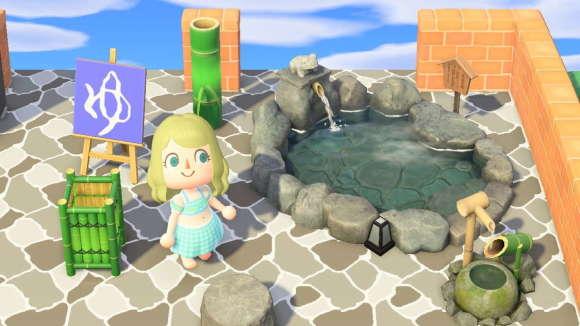 温泉の作り方とコツ