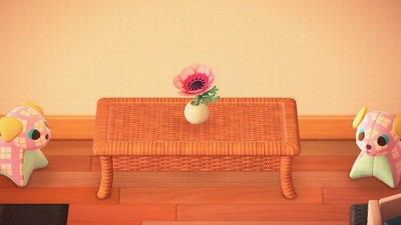 ピンクのアネモネの花言葉