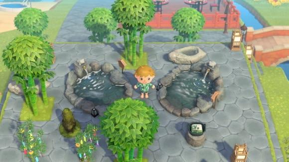 和風な温泉