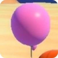 ピンクのふうせん