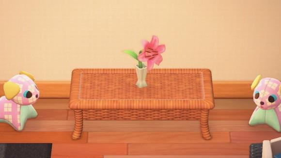 ピンクのゆりの花言葉