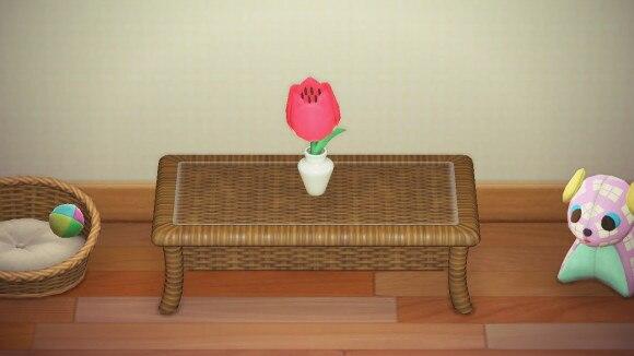 ピンクのチューリップの花言葉
