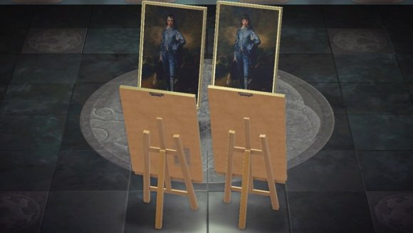 絵画の証明書