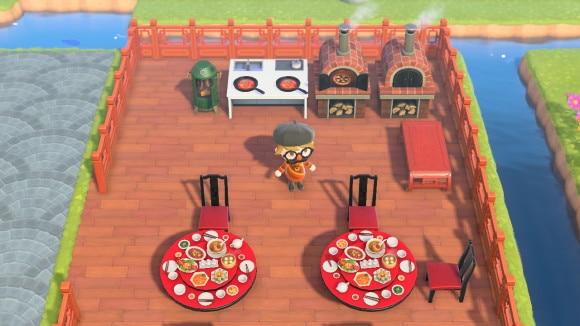 高級料理店キッチン