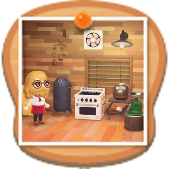 キッチンレイアウト