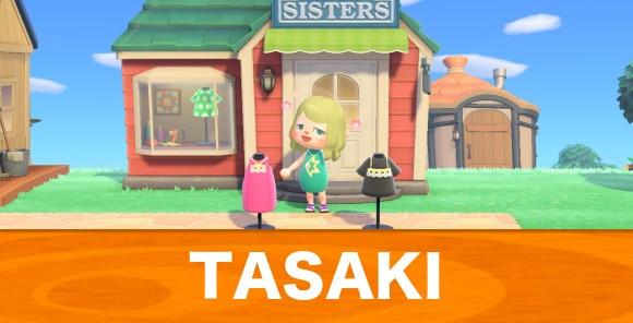 TASAKIのマイデザイン一覧とダウンロード方法