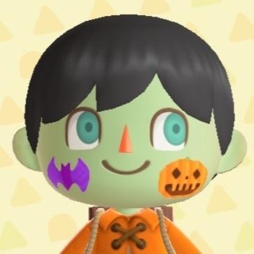 コウモリとかぼちゃ