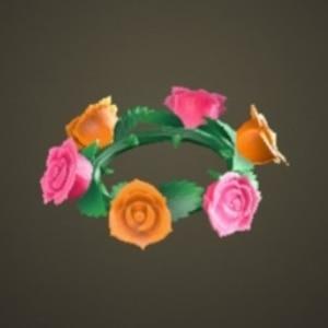 バラのかんむりキュート