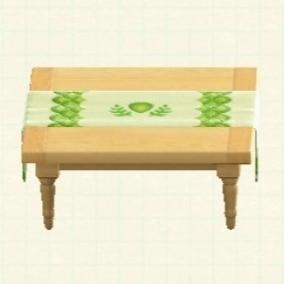 サンクスギビングなテーブルのカラバリ2