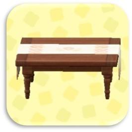 サンクスギビングなテーブル