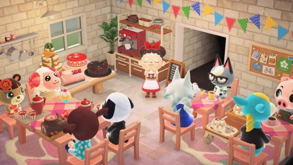 ケーキバイキングカフェ