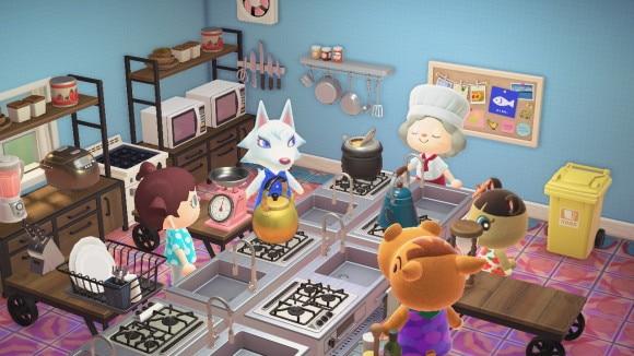 お料理教室キッチン