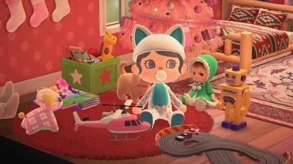 おもちゃな部屋