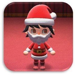 クリスマスの服のアイコン