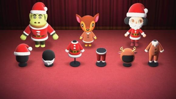 クリスマス服