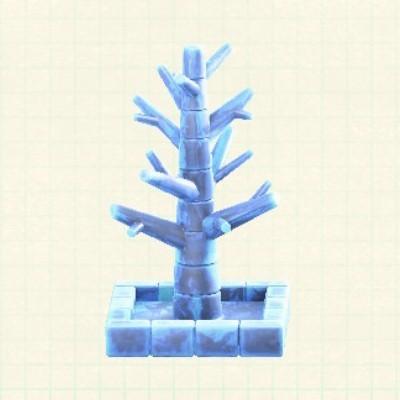 こおりのツリーアイスブルー