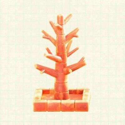 こおりのツリーアイスオレンジ