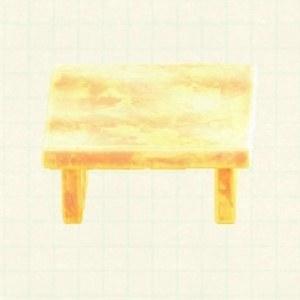 こおりのテーブルアイスイエロー
