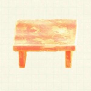 こおりのテーブルアイスオレンジ