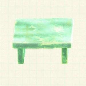 こおりのテーブルアイスグリーン
