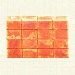 こおりのパーテーションアイスオレンジ