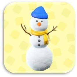 雪だるま家具