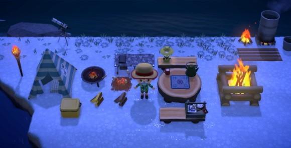 ゆるキャン島 キャンプ2