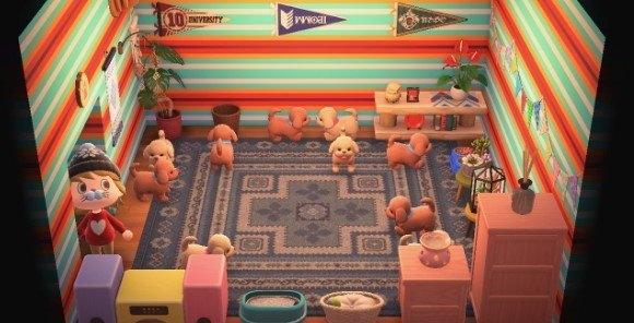ゆるキャン 部屋3