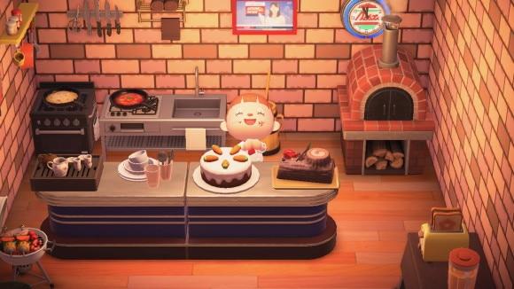 チョコ キッチン