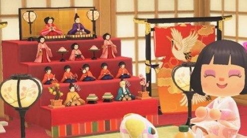 ひな祭りイベント