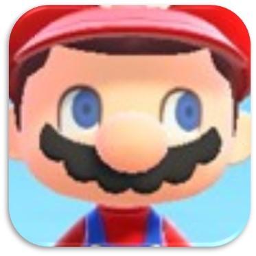 マリオのひげ