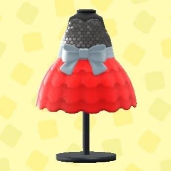 バブルドレス