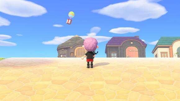 たまご風船