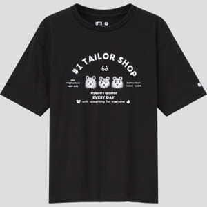 ユニクロ女性向けTシャツ4